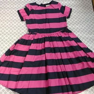 LANDS'END  DRESS GIRLS SIZE 10